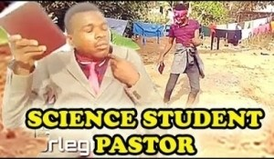 Video: SCIENCE STUDENT PASTOR   (COMEDY SKIT) | Latest 2018 Nigerian Comedy